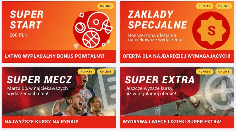 superbet polska opinie bonusy