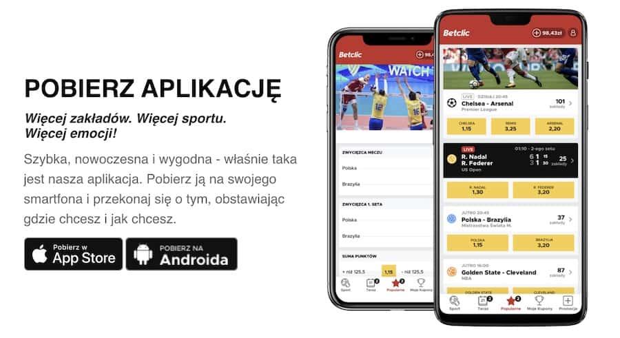 betclic aplikacja android apk